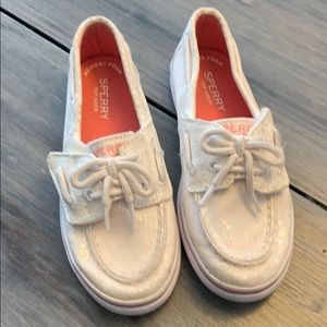 Sperry Top-Sider Little girls 12m